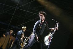 Green Day Announces Three New Albums Three new Green Day albums will drop in the span of 4 months, according to the group.