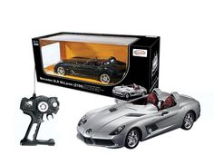 1:12 Mercedes-Benz SLR – Mikes RC Vehicles