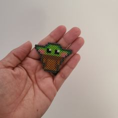 Easy Perler Bead Patterns, Melty Bead Patterns, Perler Bead Templates, Diy Perler Beads, Perler Bead Art, Hama Beads Pokemon, Loom Patterns, Lilo Stitch, Hamma Beads Ideas