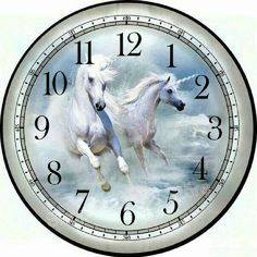 New full square / round DIY 5D diamond painting cross stitch clock diamond embroidery horse picture mosaic home decoration art,High Quality Diamond Painting Cross Stitch from ZOOYA Muses Store on Aliexpress.com