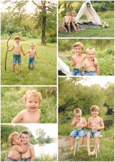 Mini Session, themed session, tent, camping, 2013