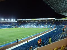 Don Revie Stand Elland Road