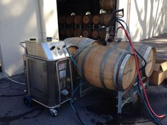 Wine Barrel Cleaning demonstration is on Wednesday 18th June 2014 and Thursday 19th June 2014 at #SerafinoWinery @ McLaren Vale #SA.  To book or attend wine barrel steam cleaning and disinfection demonstration, visit us at www.winebarrelcleaning.com.au Thursday, Wednesday, Steam Cleaning, Jukebox, Barrel, 18th, Events, Wine, Book