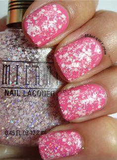 Milani Popping Pink and Sugar Burst