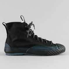 ALL-WEATHER HIGH TOP SNEAKER DEEP SPACE