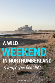 Northumberland is the ideal beach weekend - and to make sure you don't miss Northumberland's best beaches, here are its top 3. Click through to see what makes them so special - but go with caution for they will capture your heart!