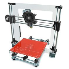 Super Large Prusa I3 - 3D Printer Complete Assembled – 3D Printing SA #3dprinting  Please join our Facebook chat: https://www.facebook.com/3dprintingsa