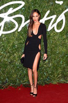 Celebrity Style At The British Fashion Awards - Elle