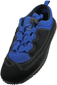 0ce7738e9d25 Easy USA Easy Women s Lace Up Water Shoes - 4 Colors Water Shoes