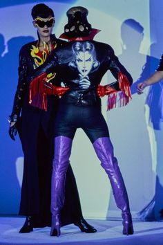 Thierry Mugler Fashion Show details & more