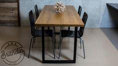 Může být středem Vaší jídelny, kde Vám bude zpříjemňovat posezení s rodinou a přáteli. Poctivé smrkové dřevo s bytelnou konstrukcí to je náš prostorný stůl Alfa. Dining Table, Furniture, Home Decor, Products, Decoration Home, Room Decor, Dinner Table, Home Furnishings, Dining Room Table