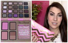 Too Faced A Few of My Favorite Things Review