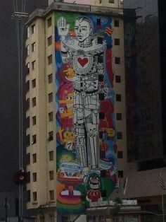 São Paulo art