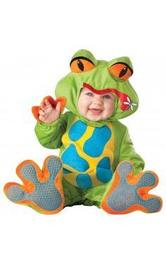 disfraz de rana graciosa para beb Disfraces Infantiles 091f2ca57aa6