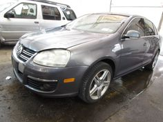Parting out 2006 Volkswagen Jetta – Stock # 140190