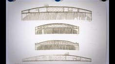 For those who thought that the Vikings were dirty and unkempt . This combs were found in the excavation of the the Oseberg ship . The combs tells something about the Vikings vanity ? Did you know that they had their own toilet maps?