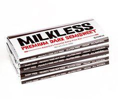 Milkless dark chocolate