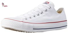 Converse Chuck Taylor All Star OX Schuhe optical white - 38 - Chaussures converse (*Partner-Link)