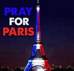 Pray for Paris - #parisattacks #prayforparis