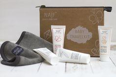 NAÏF Cuidado natural para tu bebé Pack regalo www.albarelos.com