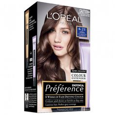 Are you looking for Preference Infinia 21 Opera Cool Iridescent Light Brown 1 pack by L'oréal Paris? Priceline has a wide range of Hair products available online. Loreal Casting Creme Gloss, Fade Color, Hair Colour, Luminous Colours, Opus, Permanent Hair Color, One Hair, L'oréal Paris, Latest Hairstyles