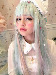 i want this haircolour!!!