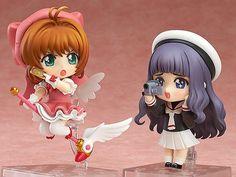 Nendoroid Cardcaptor Sakura Tomoyo Daidoji and Sakura Kinamoto / Avalon mini figures! http://www.cdjapan.co.jp/aff/click.cgi/PytJTGW7Lok/586/A505690/product%2FNEOGDS-129958
