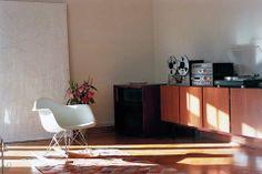 Vintage audio room