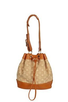 New in - Louis Vuitton Mini Lin Noelie bag at Starbags.eu