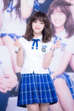 Pop Group, Girl Group, Pretty Korean Girls, Cha Eun Woo Astro, Kim Sejeong, Jellyfish Entertainment, Jeon Somi, School 2017, Ioi