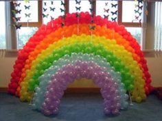 Rainbow Balloon!