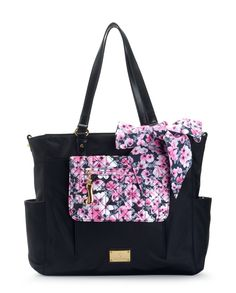 MALIBU NYLON BABY BAG - Juicy Couture
