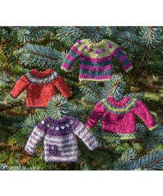 Sweater-julepynt