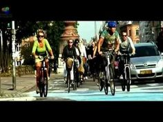 Denmark - A music video about the cyclists of Copenhagen