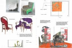 Le design d'espace envahit le petit écran #Decorations #television #studiosets #lamarchedel'histoire #arte #franceinter Design, Outer Space