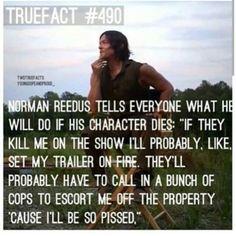 """""""If Daryl Dies We Riot"""""""