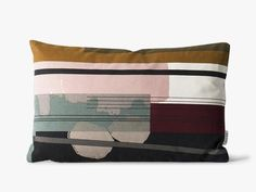 Colour Block Cushion - S - #3 fra Ferm Living
