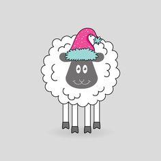 Wishing all our sheeple a wonderful festive season. Electric Sheep, Web Design Company, Creative Design, Digital Marketing, Festive, Seasons, Drawings, Website Design Company, Seasons Of The Year