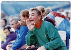 Manager Brian Clough transformed Nottingham Forest from a struggling team to a side that won two European Cups