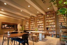 【東京】ブックカフェで丸一日過しちゃおう!長居出来る都内のブックカフェ7選 - トラベルブック