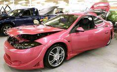 cars | Pink Cars