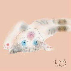 Shozo Ozaki is an artist living and working in Setagaya-ku, Tokyo, Japan