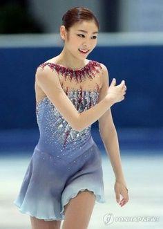 Kim yuna outfits - Google Search