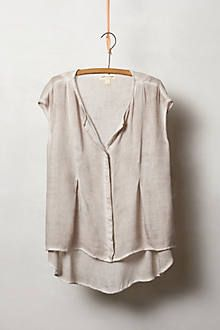 Gravel Wash Pullover by Cloth & Stone from Anthropologie. Saved to Wardrobe. Shop more products from Anthropologie on Wanelo. Style Simple, Style Casual, Style Me, Blouse Outfit, Mode Style, Dress Me Up, Get Dressed, Dress To Impress, Chic