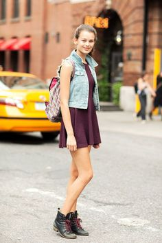 Tips on What to Wear in High School - Glam Bistro