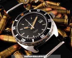 Eterna Dive Watches | Eterna Super KonTiki Dependable Diving Watch - Watches Pictures ...
