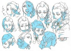 PS: pqxv tbfoa — Death Parade (デス・パレード) character designs of. Character Drawing, Character Concept, Concept Art, Character Sheet, Animation, Mangaka Anime, Wie Zeichnet Man Manga, Drawn Art, Poses References