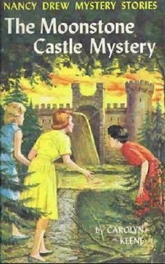 The Moonstone Castle Mystery #40