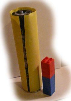 Construire une tour de même hauteur ... combien de cubes déjà ?