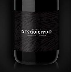 #Packaging #Design #Wines #GraphicDesign #Design #Label #NewProject #Desquiado #DesquiciadoWines